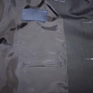 ジャケットの裏地交換(一部)(アフター)